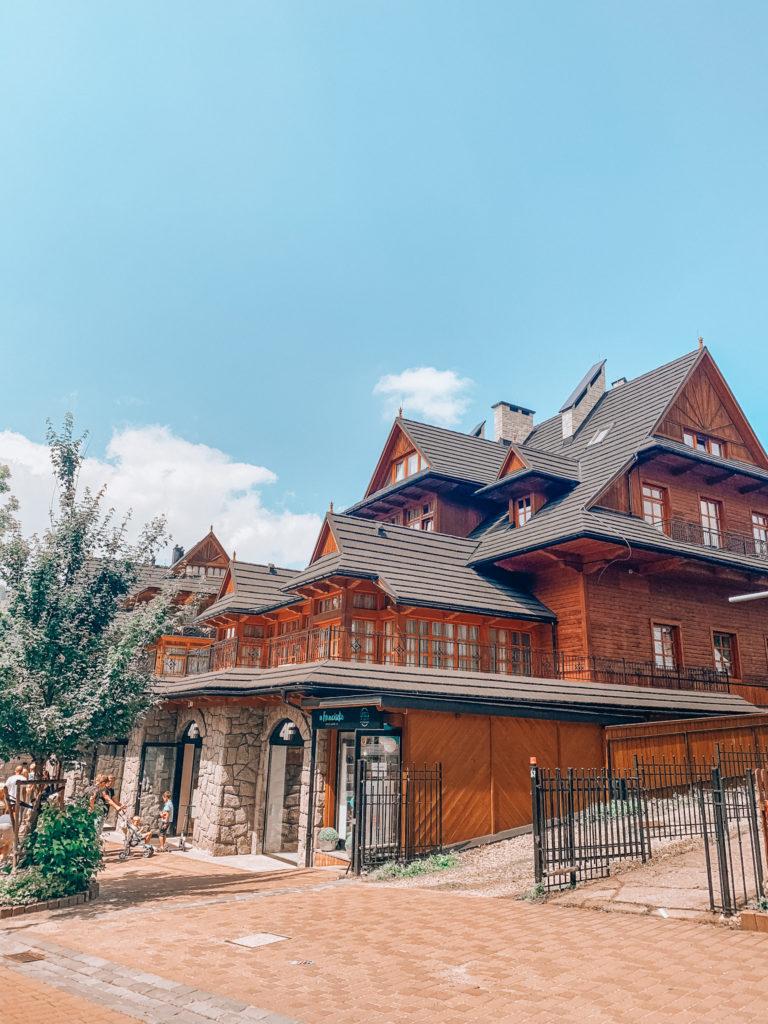 Zakopane, Polen