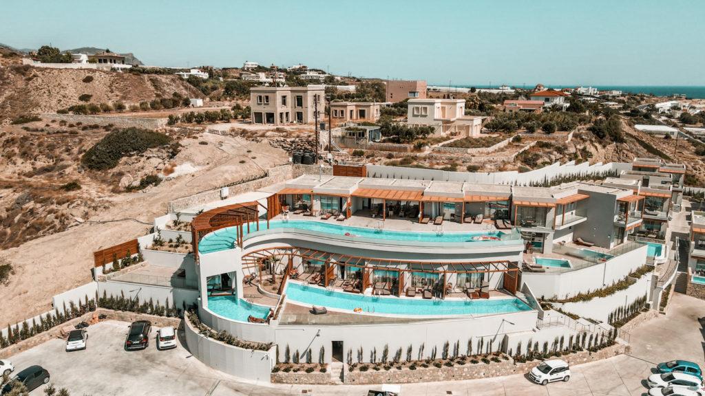 Swim Up Room, Enorme Santanna Beach Resort, Kreta