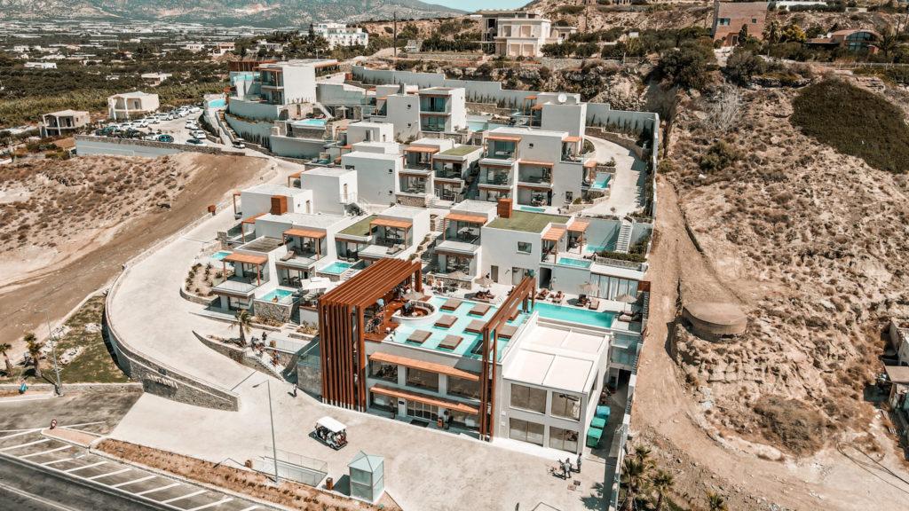 Enorme Santanna Beach Resort