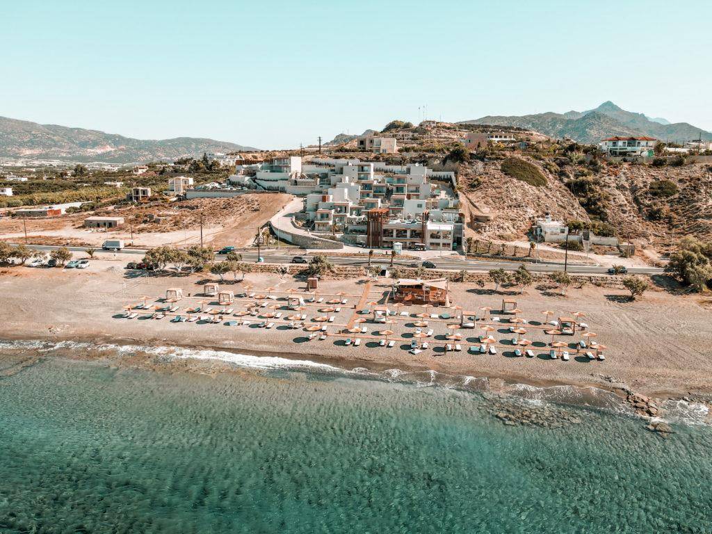 Enorme Santanna Beach Resort, Kreta