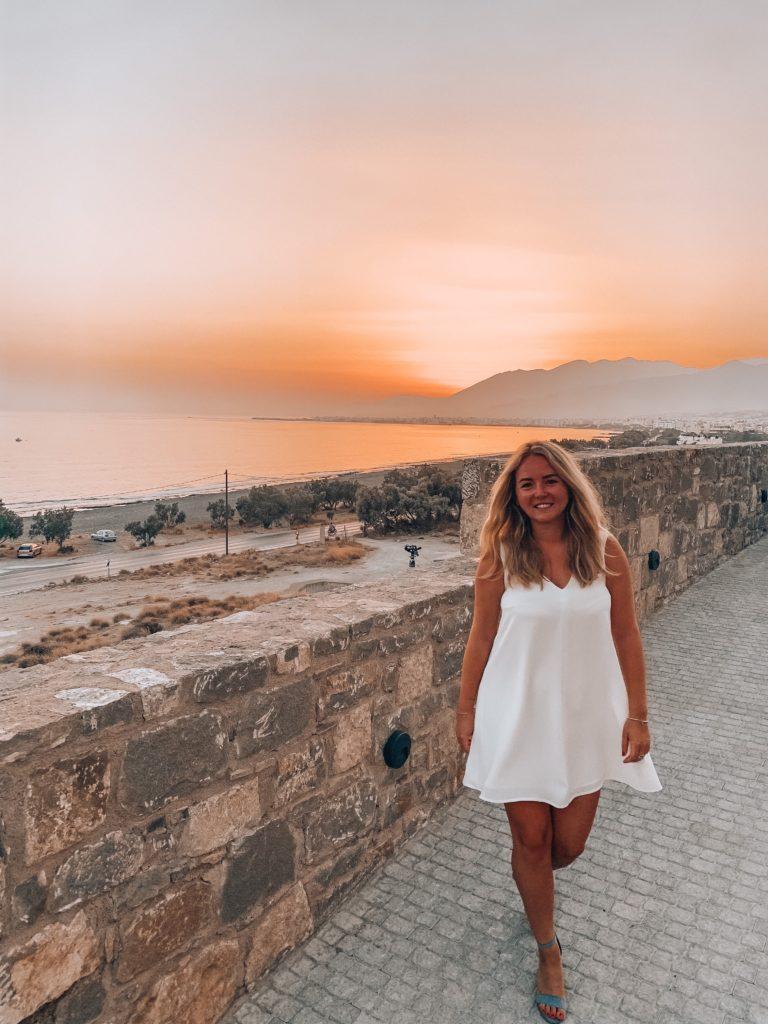 Sunset, Kreta