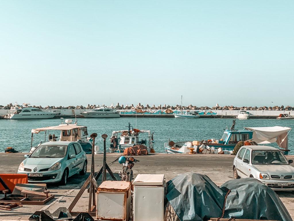Ierapetra - Fischermarkt