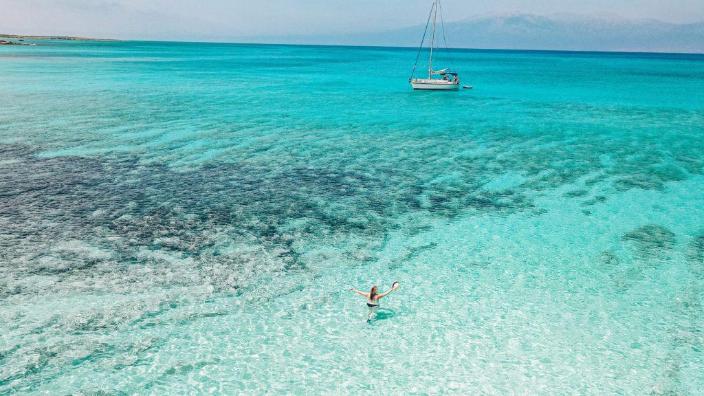 Chrissi Island, Kreta