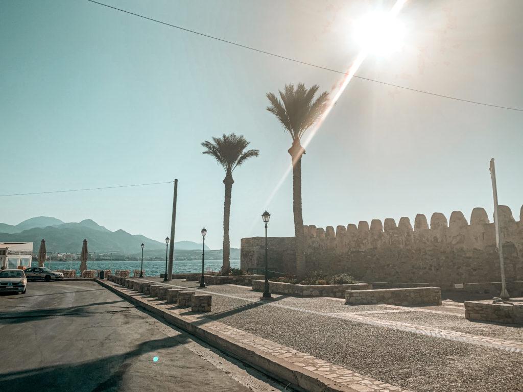 Die Festung Kalés, Ierapetra