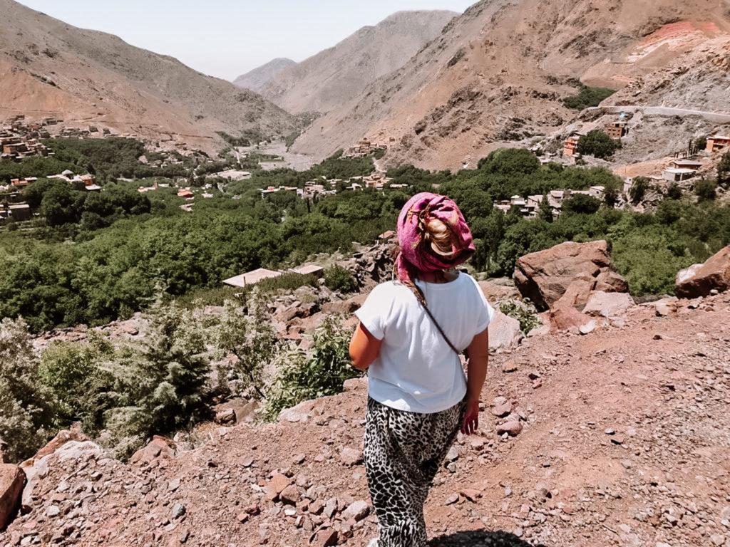 Alleine reisen nach Marokko