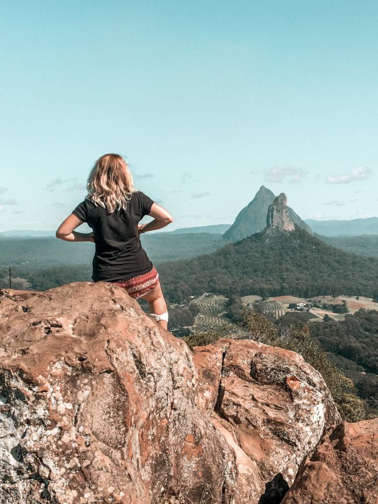 Alleine in Australien