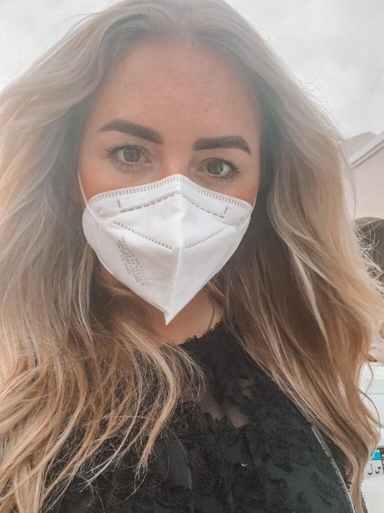 Maskenschutz in Ägypten