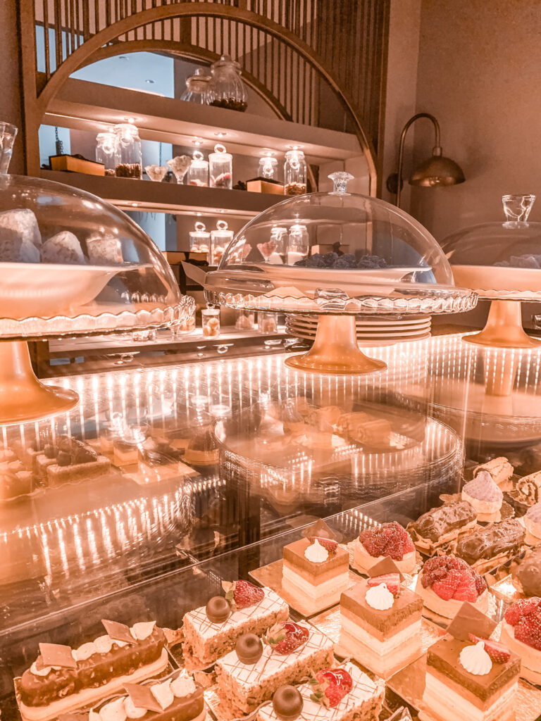 Brasserie im Miramare Beach