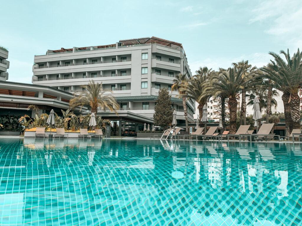 Miramare Beach Hotel, Manavgat, Türkei