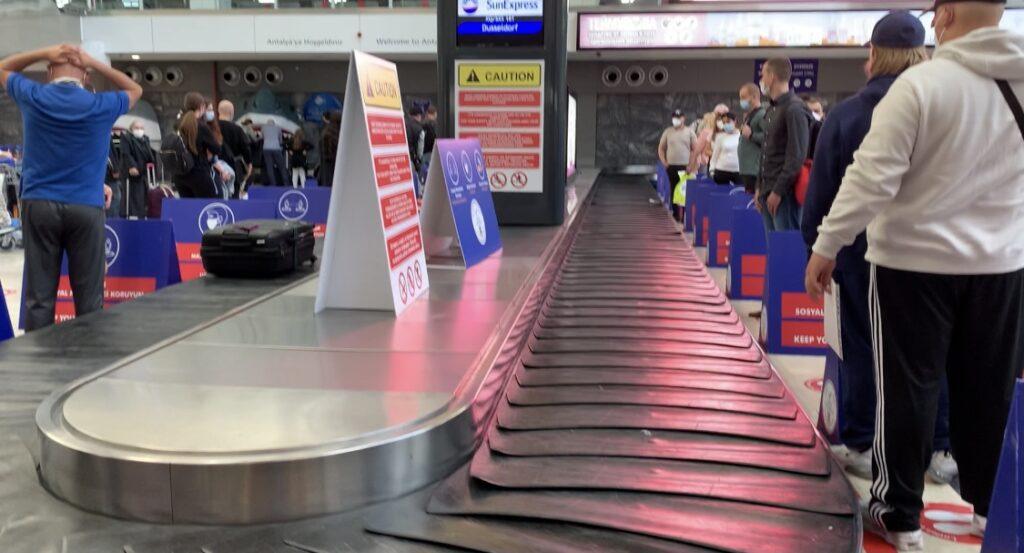 Flughafen Antalya, Türkei